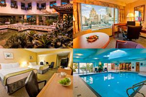 99 Av Viger Ouest Montreal Quebec H2Z 1E9 Holiday Inn
