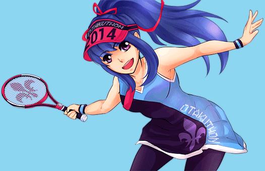 Yurika, Tennis