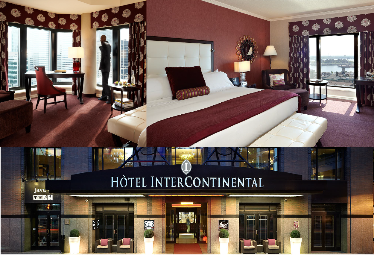 Intercontinental Montreal 2
