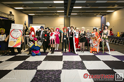 Cosplay Chess 3